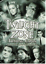 TWILIGHT ZONE SEASON 3 PROMOTIONAL CARD P1