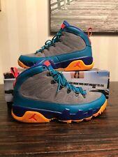 Jordan 9 Black Athletic Shoes for Men