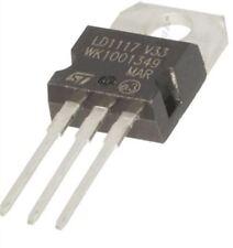 Tab-Pin Stmicroelectronics LD1117S33CTR Ldo Regler 1.3A 3.3 V Â ±1/% 3