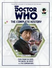 Doctor Who The Complete History Issue 37 - Stories 218-220 Various Book
