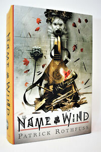 The Name of the Wind Anniversary Edition by Patrick Rothfuss (NEW First Print)