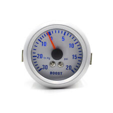 "2"" 52mm Turbo Boost Gauge 0~20 Psi Car Pressure Gauge Auto Gauges Racing Meter"