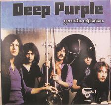 "DEEP PURPLE ""GERMAN EXPLOSION"" 2 cd live rare sealed"