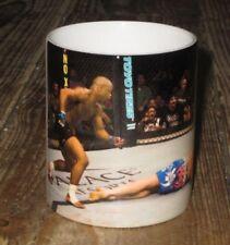 UFC EVANS VS LIDDELL GREAT NEW MUG