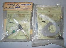 Beck Front & Rear Complete Carburetors Repair Kits. MG 1100.  ---->
