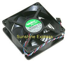 New Nidec BETAV 5-pin Fan B35502-35 120x120x38mm D8794 MJ989 w/ Fan Grill