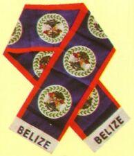 Belize Scarf / Belize Flag