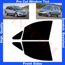 Pellicola Oscurante Vetri Auto Anteriori per Opel Zafira B 2006-2011 da 5% a 70%