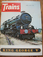 1973 Trains Magazine Edward Budd Manufacturing Company PA