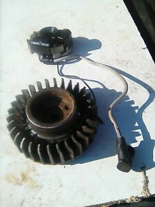 Stihl 045av Chainsaw Ignition Coil, Points,Condenser, Flywheel And...
