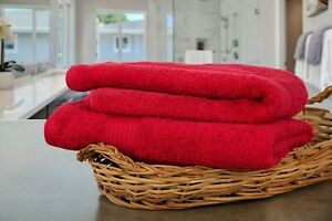 """Towel Set Cotton Hand Towel 18x28"""" Hand Towels by Ample Decor (2 Pack / 4 Pack)"""