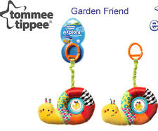Tommee Tippee Garden Friend  fun rattle toy age 0m+ bpa free