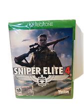 Sniper Elite 4 (Microsoft Xbox One) Brand New Sealed
