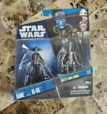 Cad Bane and IG-86 STAR WARS The Clone Wars TCW MOC Target Exclusive