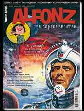 ALFONZ 4/2015: PERRY RHODAN, DER GANZE GASTON, TRIGAN