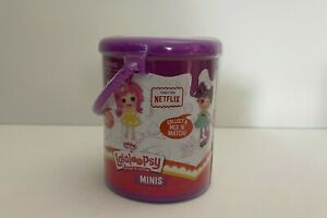 Lalaloopsy Minis Series 2, Purple Paint Can Surprises, New, Unopened, Sealed