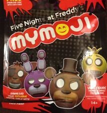 Funko Five Nights At Freddy's Mymoji Blind Bag Minifigure SEALED Qty 1 Per Purch