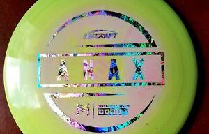 DISCRAFT Paul McBeth Swirly ESP Anax, RARE Chameleon Money Foil , NEW 170-172g