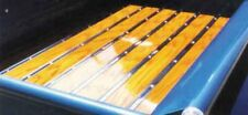 1951-53 Chevy/GMC Long Step Wood Bed Strip Set Polished