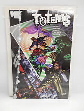 Totem DC Vertigo VEK Comic Book One-Shot Swamp Thing Constantine Hellblazer