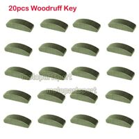 Woodruff Key for GY6 125 150cc Scooter Motors 152QMI 157QMJ Part 1967