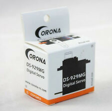 1x  Corona Digital Servo Metal Gear DS-929MG For 450 RC Hobby Helicopter model