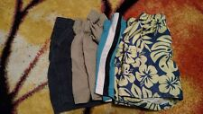 Lot of (4) Boys' Shorts, Size 18M