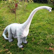 BRACHIOSAURUS Dino DINOSAURIER SAUROPODE SAURIER Deko Garten Tier Figur PARK