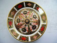 ROYAL CROWN DERBY 1128 IMARI PATTERN TRINKET DISH BOWL EXCELLENT SEE PICTURES