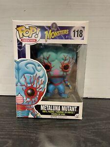 Funko Pop! Metaluna Mutant 118 Universal Monsters Vaulted