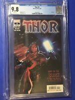 Thor #5 CGC 9.8 Marvel Comic 1st Print First Appearance BLACK WINTER 2020 KNULL