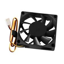 2pcs 2806KL-04W-B89 7015 70X70X15MM 7CM fan 12V 0.65A axial server cooling fan