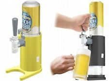 Table Beer Hour Foamy Head Server - Home beer froth generator, from Japan NEW