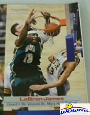 May 2003 Sports Illustrated for Kids Magazine MINT-Lebron James 1st ROOKIE Card!