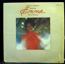 Jack De Mello - Emma This Is Hawaii Vol 3 LP Mint- MOP 21,000 Vinyl Record