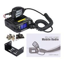 QYT KT-8900D Dual Band Quad Standby 5Tone VHF UHF Car/Truck Ham Mobile Radio AT