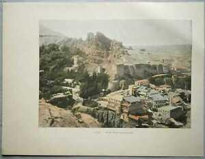 ca.1895 French photochrom TIFLIS TBILISI, GEORGIA, CAUCASUS (#307)