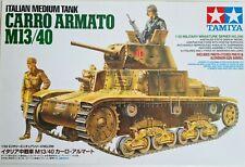 Tamiya 1/35 Carro Armato M13/40 Model Kit