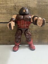 Marvel Legends Juggernaut BAF complete no belt