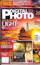 Digital Photo Magazine June 2016 Issue 208 Includes CD Projects Tips Ideas