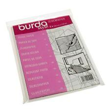 Burda Style Dressmakers Tailors Tissue Tracing Paper 150cm x 110cm