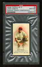 PSA 10 TOPPS A&G HAWAII TRADE CONFERENCE #6 JOSH GIBSON
