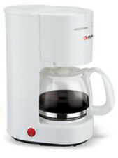Alpina SF-3902 220 240 Volt 4-6 Cup Coffeemaker For Use Europe Asia Africa