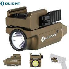 OLIGHT PL-MINI Valkyrie 2 600 Lumens LED Rechargeable Tactical Light Desert Tan