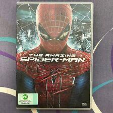 Original DVD Movie - The Amazing Spider-man