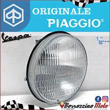 GRUPPO OTTICO FARO FANALE ANTERIORE ORIGINALE PIAGGIO VESPA PK 50 S