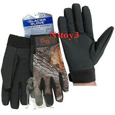 Glacier Glove Lightweight Hunter Neoprene Gloves-Full Finger Unisex Large  (P12)