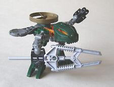 LEGO 4879 Bionicle Metru Nui Rahaga Iruini With Rhotuka Spinner (Pre-Owned):