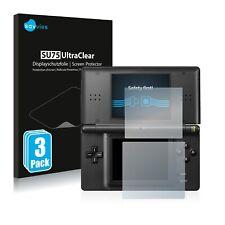 6x Savvies Su75 Pellicole Protettiva Display per Nintendo DS Lite