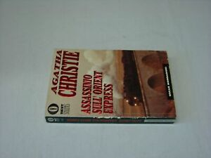 (Agatha Christie) Assassinio sull'oriente express 1935 Mondadori Oscar